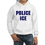 POLICE ICE Hooded Sweatshirt