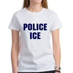 POLICE ICE Women's T-Shirt