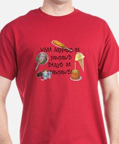 What Happens at PawPaw's... T-Shirt