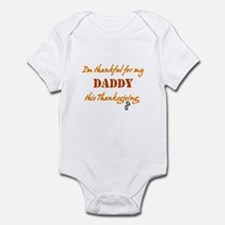 Daddy Infant Bodysuit