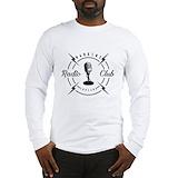 Hawkins school stranger things Long Sleeve T-shirts