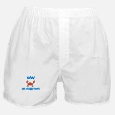 Dan - Mr. Crabby Pants Boxer Shorts