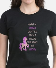 always be yourself unl T-Shirt