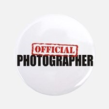 "Official Photographer 3.5"" Button"