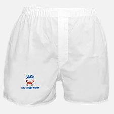 Jack - Mr. Crabby Pants Boxer Shorts