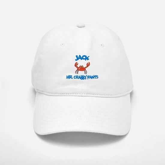 Jack - Mr. Crabby Pants Baseball Baseball Cap