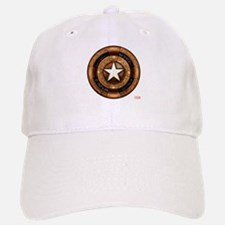 Captain America Steampunk Shield Baseball Baseball Cap