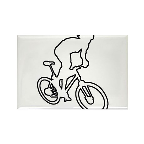 cycle2 Rectangle Magnet (100 pack)