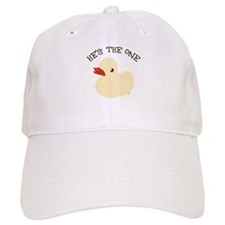 RUBBER DUCKY HE'S THE ONE Baseball Cap