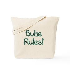 Bube Rules! Tote Bag