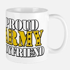 Proud Army Boyfriend Mug