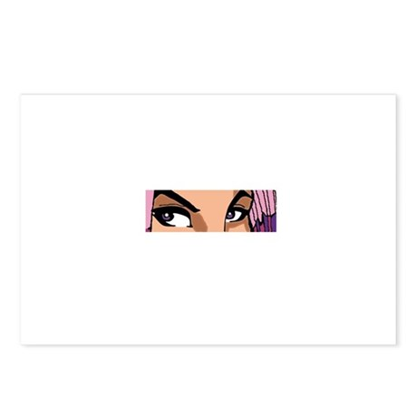eye Postcards (Package of 8)