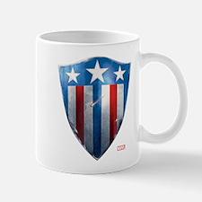 Captain America Retro Shield Mug