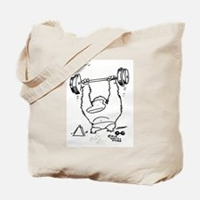 Cute Anaerobic Tote Bag