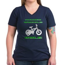 Trainer Wheels Bicycle Shirt