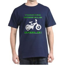 Trainer Wheels Bicycle T-Shirt