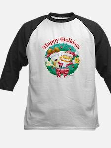 Garfield & Odie Happy Holidays Tee