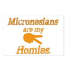 Micronesians Homies Postcards (Package of 8)