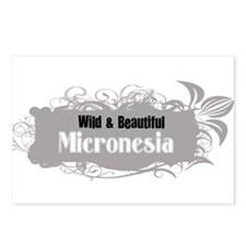 Wild Micronesia Postcards (Package of 8)