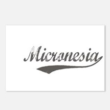 Flanger Micronesia Postcards (Package of 8)