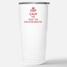 Cute Executive director Travel Mug