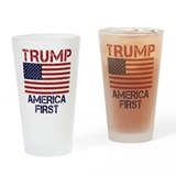 America first Pint Glasses