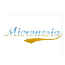 Beach Micronesia Postcards (Package of 8)