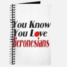 You love Micronesias Journal