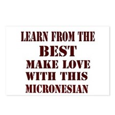 Learn from Micronesia Postcards (Package of 8)