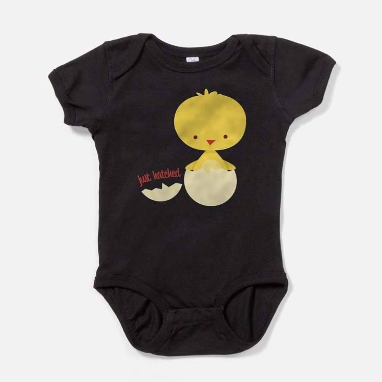 Cute Baby chicken Baby Bodysuit