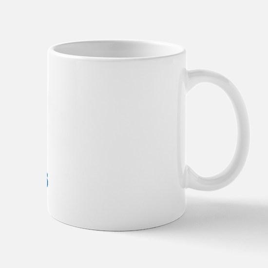 Justin - Mr. Crabby Pants Mug