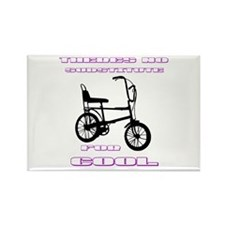 Chopper Bicycle Rectangle Magnet