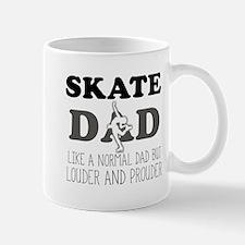 LOUDER PROUDER DAD - LIGHT Mugs