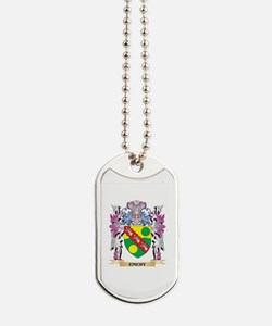 Emery Coat of Arms (Family Crest) Dog Tags