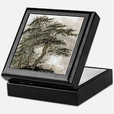 Old Pine Keepsake Box