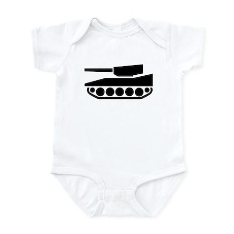Tank Crossing Infant Bodysuit