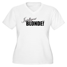 Cute Blonde joke T-Shirt
