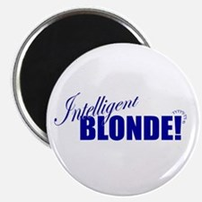 Funny Blonde jokes Magnet
