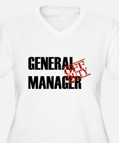Off Duty General Manager T-Shirt