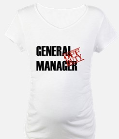 Off Duty General Manager Shirt