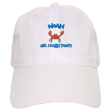 Noah - Mr. Crabby Pants Baseball Cap