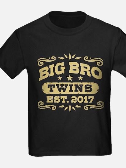 Big Brother Twins Est. 2017 T