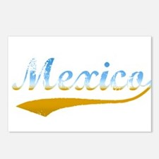 Beach Mexico Postcards (Package of 8)