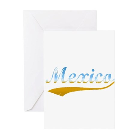 Beach Mexico Greeting Card