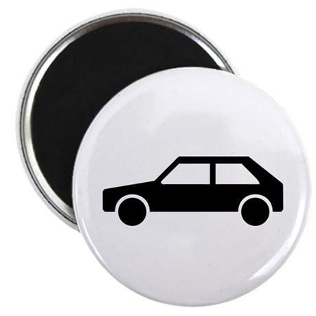 "Retro Car 2.25"" Magnet (10 pack)"