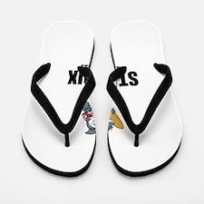 St. Croix, U.S. Virgin Islands Flip Flops