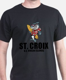St. Croix, U.S. Virgin Islands T-Shirt