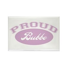 Proud Bubbe Rectangle Magnet