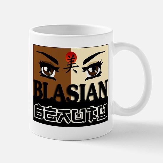 Blasian Beauty Mug