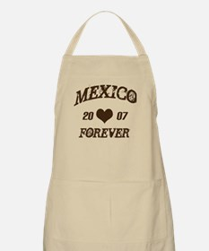 Mexico Forever BBQ Apron
